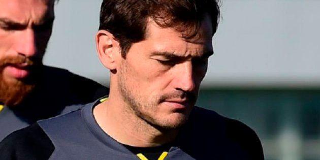 El (¿arrepentido?) tuit de Casillas con su cameo en '7 vidas' que muchos