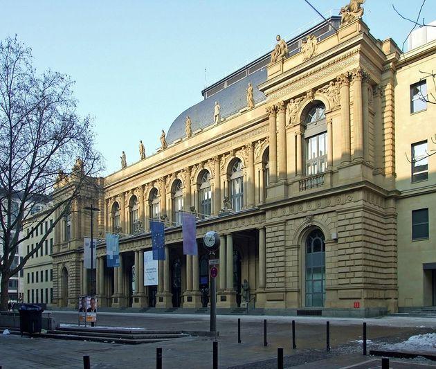 Frankfurt para frikis: bancos, dinero y la oficina de