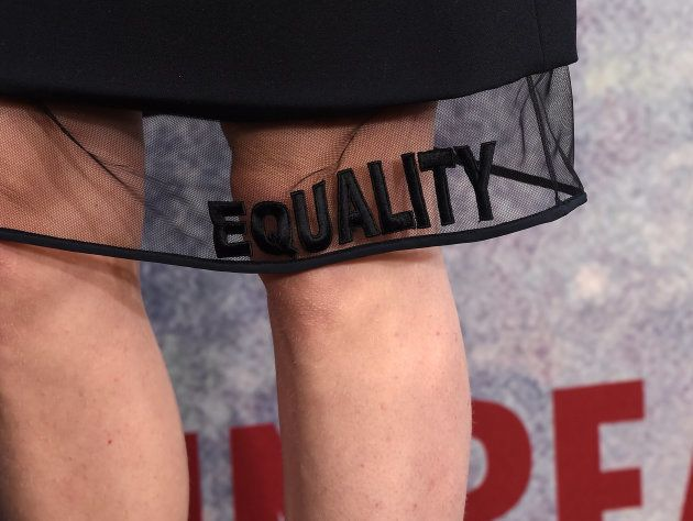El mensaje por la igualdad de Amanda Seyfried oculto en su