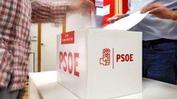 Primarias en el PSOE, en directo: Pedro Sánchez gana a Susana Díaz y a Patxi