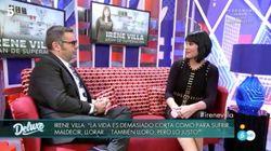 Irene Villa cuenta en 'Sábado Deluxe' cómo le explicó a sus hijos por qué no tiene