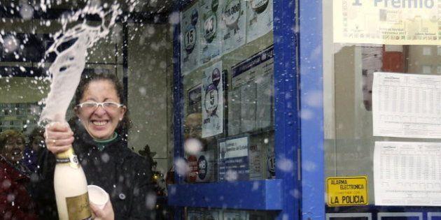 Alcalá de Henares, agraciada con el Gordo de la Lotería de Navidad y con el Cuponazo de la