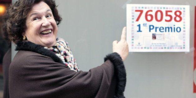 Gordo de la Lotería 2012, 76.058: Premios muy repartidos y un sorteo lleno de