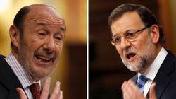 El 'cara a cara' entre Rajoy y