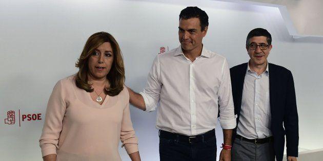Pedro Sánchez y la sonrisa del