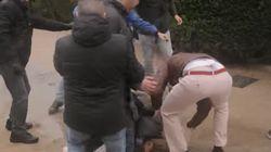 90 euros de multa a los franquistas que agredieron al activista Lagarder el
