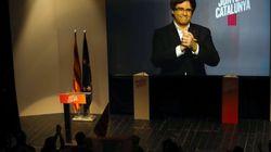 Puigdemont exige una disculpa al Gobierno por las amenazas contra él e Iglesias de un hombre subido en un