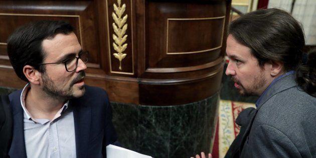 El tuit de Garzón sobre la democracia, el fascismo y las amenazas contra Iglesias y Puigdemont que enloquece