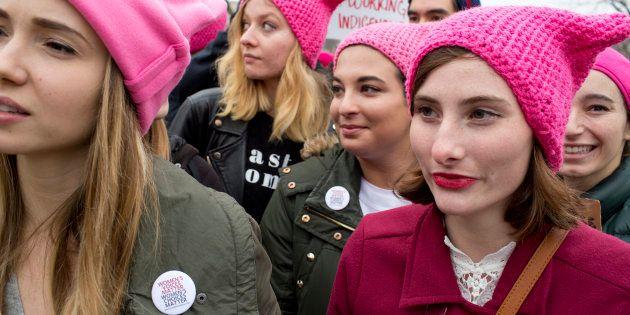 'Feminismo', la palabra de 2017 en Estados