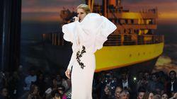 Celine Dion pone los pelos de punta al cantar 'My heart will go on' 20 años