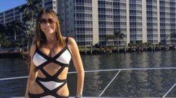 Famosas que dan envidia con sus vacaciones: navidades en bikini