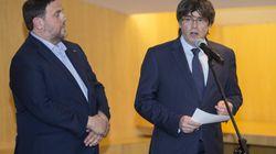 Puigdemont lanza este lunes en Madrid su oferta final a Rajoy para negociar el
