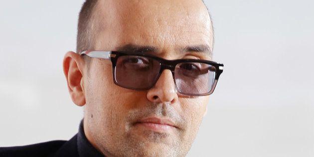 Risto Mejide, durante la presentación de su programa 'Chester in love' (Cuatro), en enero de
