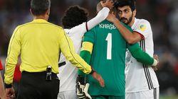 Cachondeo por el parecido evidente del árbitro del Real Madrid en el Mundial de