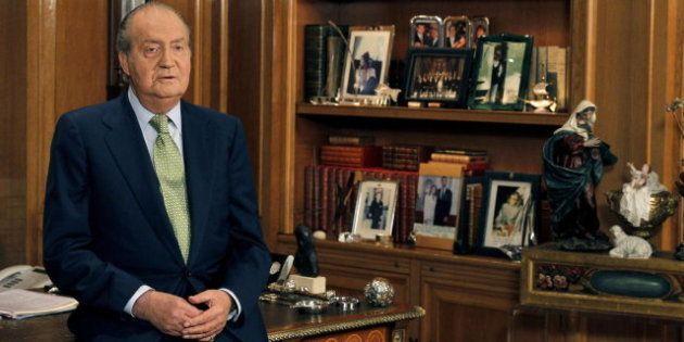 El rey concede una entrevista a TVE: grabada, a Jesús Hermida y con motivo de su 75