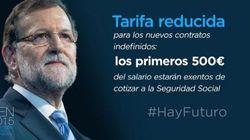 Estas son las propuestas que ha hecho Rajoy en el