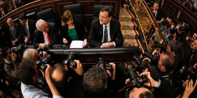 Las frases de Rajoy en el debate del estado de la nación