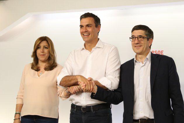 Ciudadanos pide una reunión extraordinaria con el PSOE en Andalucía para evaluar su