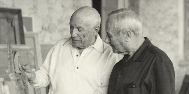 La ensaimada que unió a Picasso y Miró y otras curiosidades sobre la amistad entre los dos