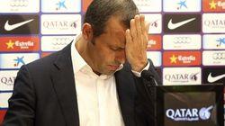 Detenido el expresidente del Barça Sandro Rosell por blanqueo de