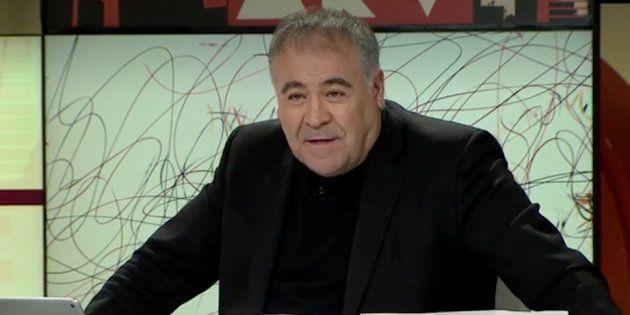 García Ferreras responde a Camps en 'Al Rojo Vivo' con varias bromas sobre 'Star