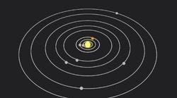 La NASA descubre un nuevo sistema solar muy parecido al de la
