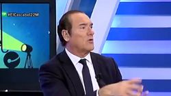 El presentador de 13TV se cubre de gloria con sus comentarios sobre el atentado de
