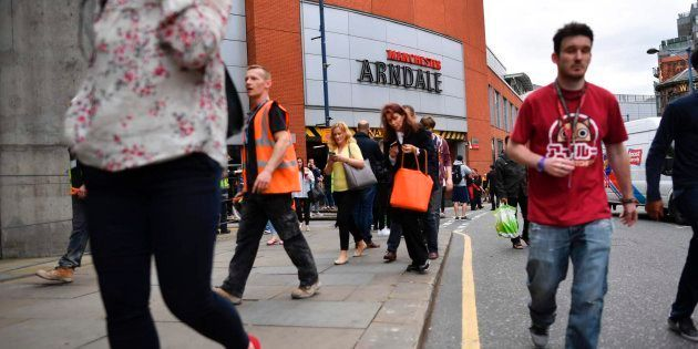 Reabre el centro comercial Arndale en Manchester tras un 'incidente' investigado por la