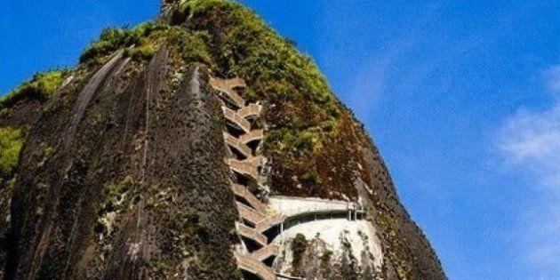 Las escaleras más llamativas del mundo