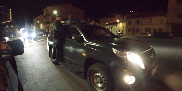 Detenido el presunto asesino de tres personas, dos de ellas guardias