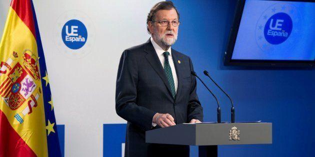 Rajoy niega amenazas de la FIFA: