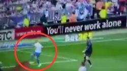 El vídeo del Málaga-Real Madrid que más sospechas está