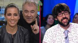 Ana Pastor conecta en directo con 'Zapeando' y Ferreras aparece por sorpresa por detrás para hacer