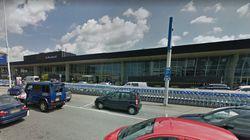 Desalojan el aeropuerto de Ámsterdam después de disparar contra un hombre armado con un