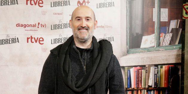 El actor Javier