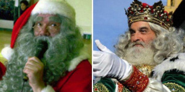 ¿De quién eres? ¿De los Reyes Magos o de Papá Noel?
