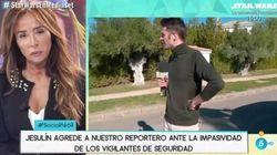Un reportero de Telecinco denuncia una