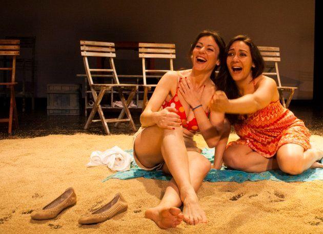 'Vientos de Levante' y 'Verano en diciembre', el teatro de la