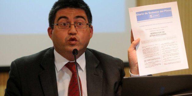Cesado el delegado de Economía y Hacienda del Ayuntamiento de Madrid Carlos Sánchez