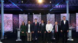 Así ha sido el segundo debate electoral antes de las elecciones del