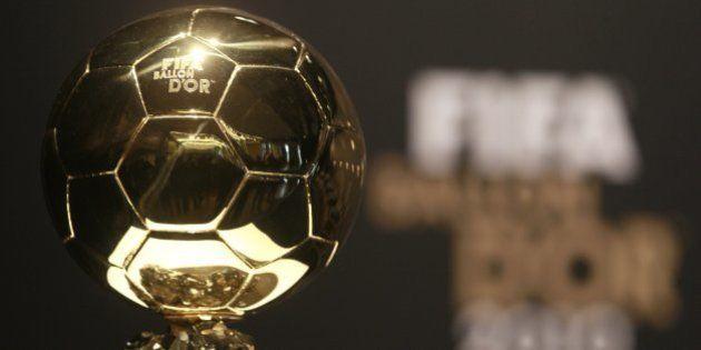 Balón de Oro 2013: Los candidatos a mejor futbolista del