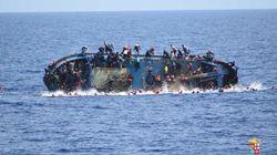 1.800 inmigrantes a la deriva en el