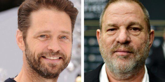 Jason Priestley revela que golpeó a Harvey Weinstein en