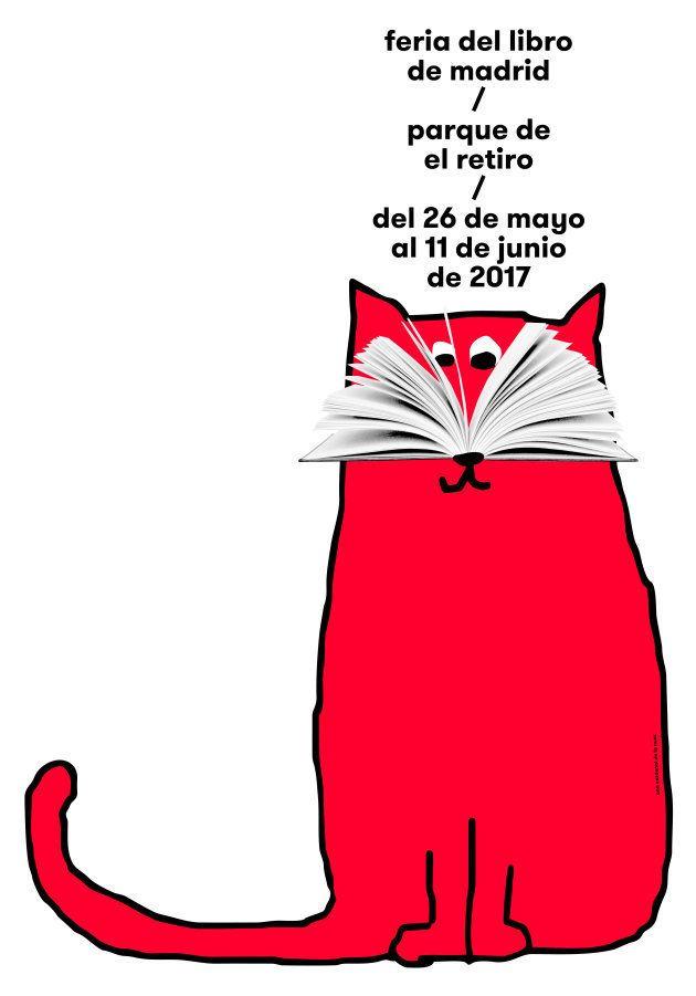 Cartel de la 76ª edición de la Feria del Libro de