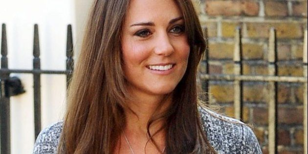 Kate embarazada: la barriga que Kate Middleton ya luce en actos públicos