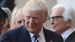 De la seriedad a la distensión: la familia Trump se ve con el papa