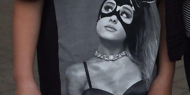 Ariana Grande suspende su gira tras el atentado de