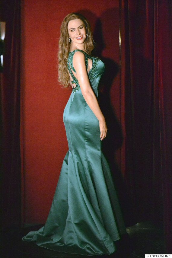 Sofia Vergara ya tiene su figura en el Museo de Cera de Madrid: ¡ponle nota!