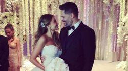 Boda de Sofia Vergara y Joe Manganiello: la pareja comparte su enlace en Instagram