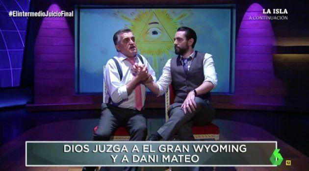 Las irónicas disculpas de Wyoming por el chiste sobre el Valle de los